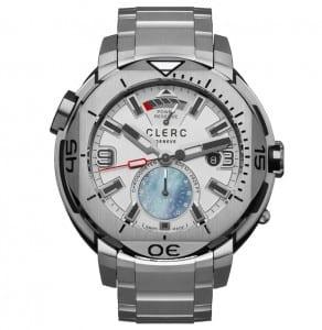 Clerc Hydroscaph GMT Power Reserve Chronometer GMT-1.B.1