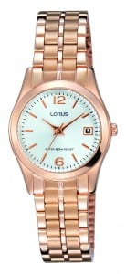 Lorus Dress Gold Ladies Watch