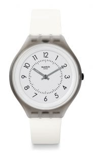 Swatch Skinclass Matte White Grey Unisex Watch