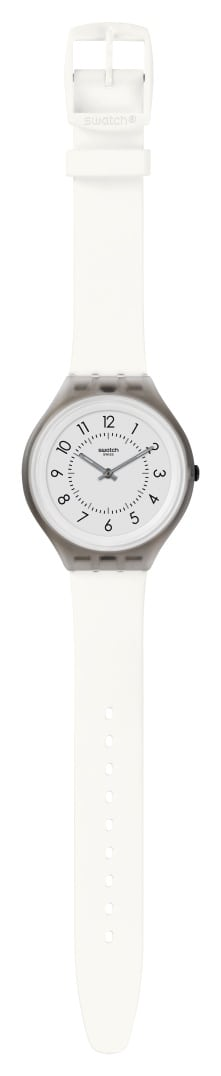 Swatch Skinclass Matte White Grey Unisex Watch