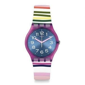 Swatch Funny Lines Unisex Watch GP153