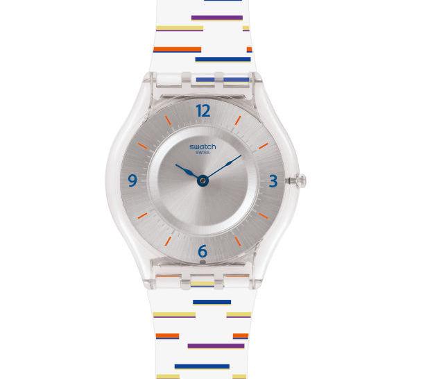 Swatch Thin Liner Unisex Watch SFE108