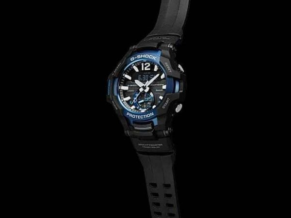 Casio G-Shock Master of G Gravitymaster Bluetooth Tough Solar Men's Watch GR-B100-1A2ER