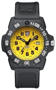 Luminox Scott Cassell UVP Set 3500 Series Watch Set XS.3505.SC.SET