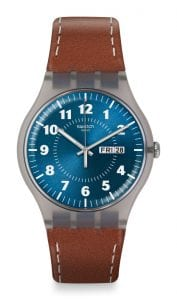 Swatch Vent Brulant Men's Watch SUOK709