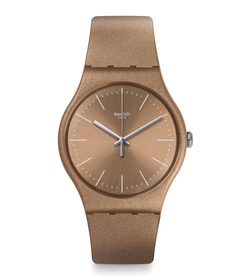 Swatch Powderbayang Unisex Watch SUOM111