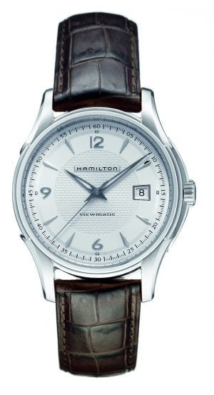 Hamilton Jazzmaster Automatic Movement Mens Watch Silver