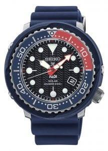 Seiko Prospex Solar Tuna PADI Special Edition Men's Watch SNE499P1
