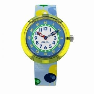 Flik Flak Ballolou Balloon Kids' Watch FBNP085