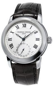 Frederique Constant Manufacture Classic Stainless Steel Men's Watch FC-710MC4H6