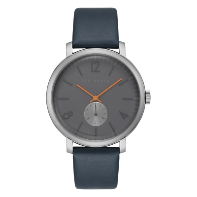 55b79b3bc8fb ... Ted Baker Grey Dial Black Stainless Steel Bracelet Men s Watch  TE15063004. Sale! 🔍. show more pictures