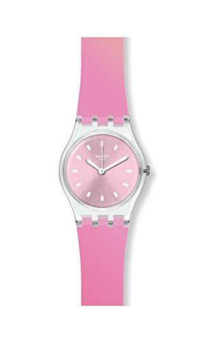 Swatch Sonnenaufgang 25mm Case Ladies Watch LK380