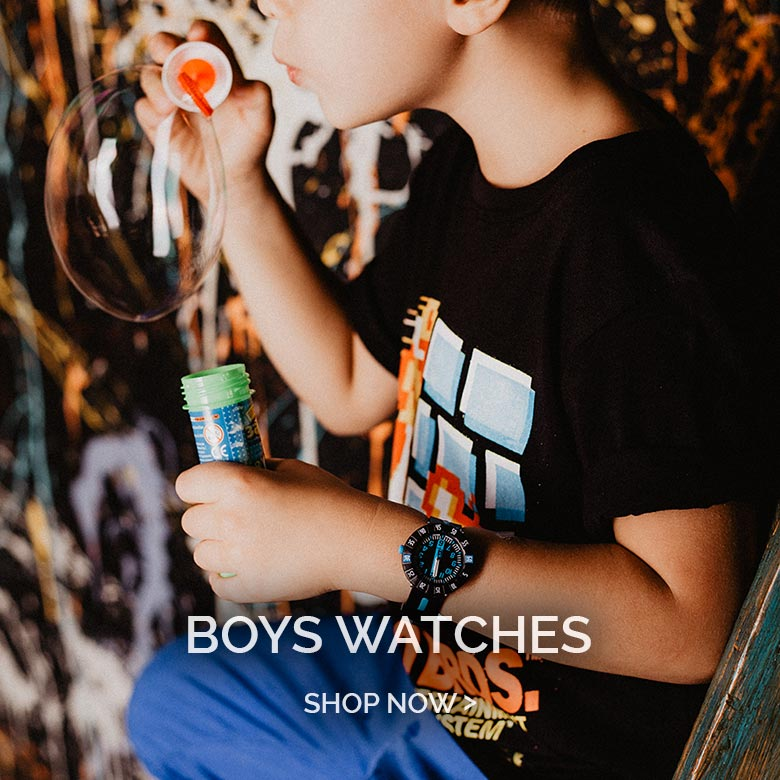 Boys Watches square