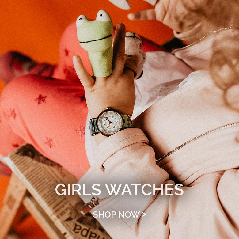 Girls Watches square