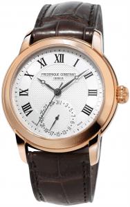 Frédérique Constant Manufacture Classic Rose Gold Men's Watch FC-710MC4H4