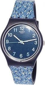 Swatch Trico'Blue Unisex Watch GN259