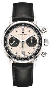 Hamilton American Classic Intra-Matic Automatic 'Panda Dial' Mens Watch H38416711