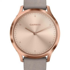 Garmin Vívomove Heart Rate Premium Ladies Smartwatch 010-01850-09 43mm