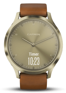 Garmin Vivomove Premium Heart Rate Unisex Smartwatch 010-01850-05 43mm