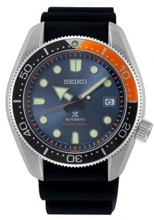 Seiko Limited Edition Prospex Divers 'Twilight' Automatic Tuna Case Mens Watch SPB097J1 44mm