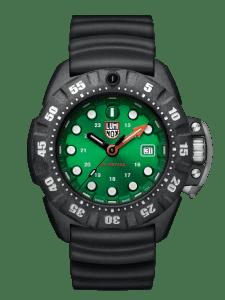 Luminox Deep Dive Green Dial Black CARBONOX Quartz Men's Watch XS.1567