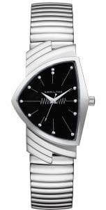 Hamilton Ventura Flex Quartz Stainless Steel Men's Watch H24411232