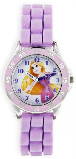 Disney Princess Sleeping Beauty Quartz Pink Girls Watch