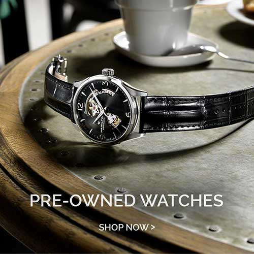 Pre-owned Watches square