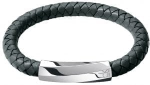 Calvin Klein Bewilder Leather Mens Bracelet KJ2BAB0901XL