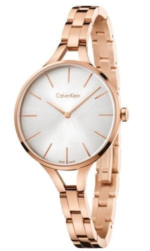 Calvin Klein Graphic Ladies WatchK7E23646