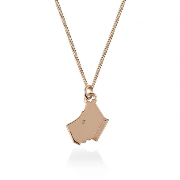 Radley Love Dog Rose Gold PVD Sterling Silver Chain Link Necklace RYJ2030This Radley Love Dog Rose Gold PVD Sterling Silver Chain Link Necklace RYJ2030 is a beautiful addition to any jewellery collection. A polished rose gold PVD sterling silver dog is used as the pendant with a chain link being fastened using a oval lobster clasp.Key Features:Love Radley FamilyRose Gold PVD Sterling SilverChain LinkDog PendantOval Lobster ClaspThe Family: Love RadleyOur Love Radley collection features Radley in a contemporary all-over hearts print, in an array of colours.The Brand: RadleyWe are a London born brand that has a passion for crafting beautiful handbags and accessories that women love. Our approach is simple – to create the perfect combination of style on the outside and functionality on the inside. To achieve this we blend creative design, quality materials and immaculate craftsmanship, not forgetting plenty of personality to finish. We hope you enjoy exploring our world…
