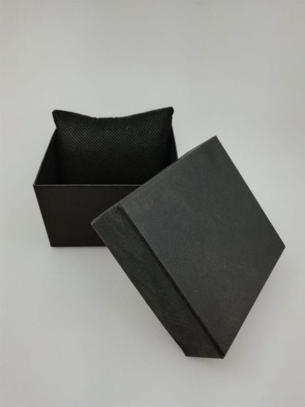 Daniel Wellington Classic Black Cornwall 36mm Black Fabric Strap Stainless Steel Unisex Watch DW00100151