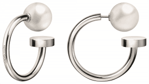 Calvin Klein Bubbly Silver Stainless Steel Earrings KJ9RME040500This Calvin Klein Bubbly Silver Stainless Steel Earrings KJ9RME040500 is a perfect piece of jewellery for the ladies. The earrings are made from stainless steel with a silver coloured plating. The earrings compromise of two small bubble charms.Key Features:Bubbly FamilySilver ColouredStainless Steel MaterialBubble CharmThe Brand: Calvin KleinCalvin Klein is one of the truly iconic cultural forces to emerge from the twentieth century. Based on bold, progressive thinking and seductively minimal aesthetic, the company was founded as a Manhattan coat shop by its namesake in 1968, and has since become a global lifestyle phenomenon. In line with this design mission is Calvin Klein's range of timepieces. Defined by their trademark simplicity and constantly evolving to match contemporary trends, the collection allows the wearer to sport a fashion legend proudly on their wrist.