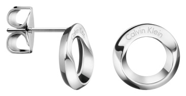 Calvin Klein Beauty Silver Stainless Steel Earrings KJ4NME000100The KJ4NME000100 is a charming addition to the Calvin Klein beauty collection. The earrings themselves are approximately 11mm in diameter with the ever present Calvin Klein logo appearing at the top of the ring. These silver stainless steel earrings are securely fastened using a butterfly clasp. Key Features:Beauty CollectionCalvin Klein LogoButterfly ClaspPolished FinishSilver Stainless Steel Ring ShapedThe Brand: Calvin KleinCalvin Klein is one of the truly iconic cultural forces to emerge from the twentieth century. Based on bold, progressive thinking and seductively minimal aesthetic, the company was founded as a Manhattan coat shop by its namesake in 1968, and has since become a global lifestyle phenomenon. In line with this design mission is Calvin Klein's range of timepieces. Defined by their trademark simplicity and constantly evolving to match contemporary trends, the collection allows the wearer to sport a fashion legend proudly on their wrist.