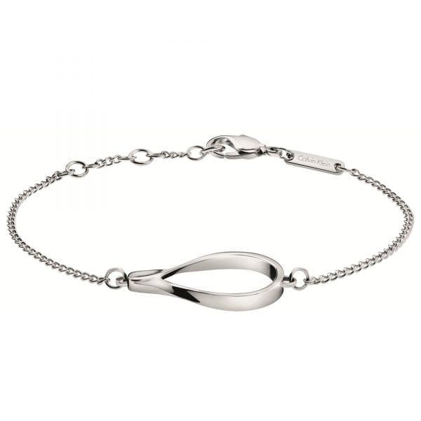Calvin Klein Stainless Steel Charm Womens Bracelet KJ5CMB000100