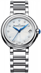 Maurice Lacroix Fiaba Stainless Steel Diamond Index Ladies' Watch