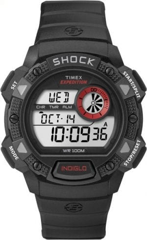 Timex Digital Shock Mens WatchT49977