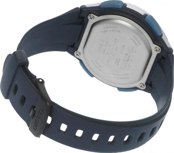Casio Collection Retro Sports Alarm Chronograph Mens Watch W-753-2AVES 48mm