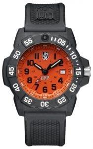 Luminox Scott Cassell UVP Set 3500 Series Watch Set XS.3509.SC.SEL