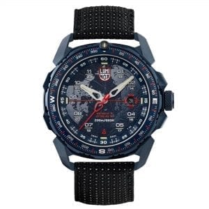 Luminox Ice-Sar Arctic Quartz Blue Dial Black Nylon Strap Men's Watch XL.1203 RRP £699