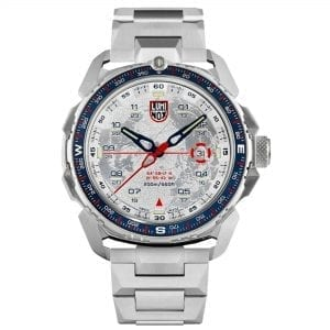 Luminox Ice-Sar Arctic Quartz White Dial Silver Stainless Steel Men's Watch XL.1207 RRP £755