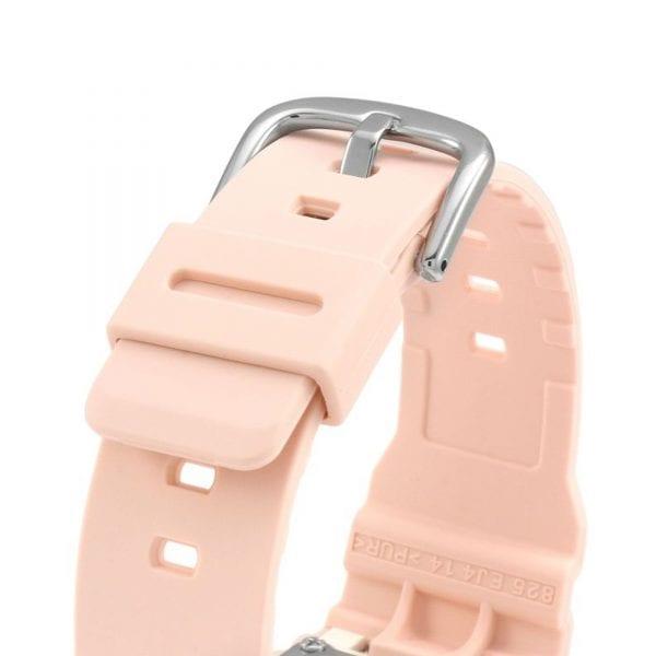 Casio Baby-G Quartz Pink Analogue/Digital Hybrid Resin Strap Ladies Watch BA-130-4AER RRP £119