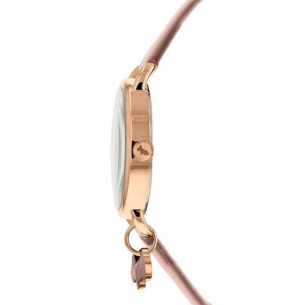 Radley Sketchbook Floral Quartz White Dial Pink Leather Strap Ladies Watch RY2982 RRP £75