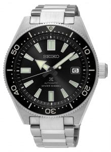 Seiko Prospex Automatic First Diver's Re-Creation Stainless Steel Men's Watch SPB051J1
