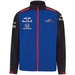 Free Gift! Official Toro Roso Formula 1 Racing Team Medium Size Jacket