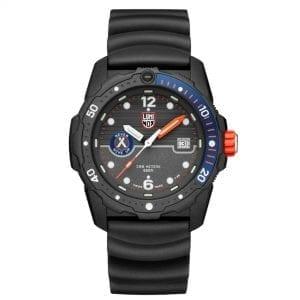Luminox x Bear Grylls Survival SEA 3720 Series Quartz Black Dial Rubber Strap Men's Watch XB.3723 RRP £429