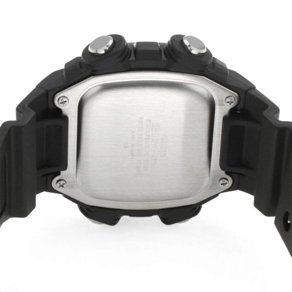 Casio Collection Quartz Digital LCD Dial Black Resin Strap Watch DW-291H-1BVEF RRP £39.90