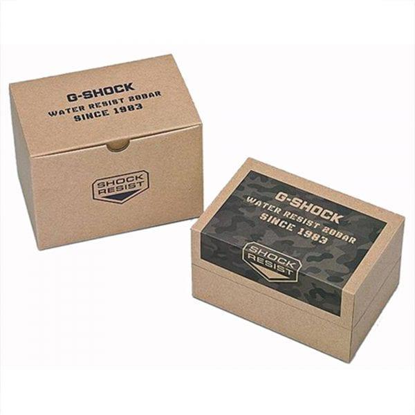 Casio G-Shock Camo Quartz Black Digital LCD Dial Black Resin Strap Men's Watch DW-5610SUS-5ER RRP £129