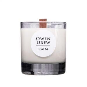 Owen Drew Calm Candle