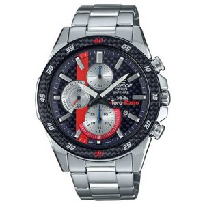 Casio Edifice Limited Edition Scuderia Toro Rosso Chronograph Quartz Men's Watch EFR-S567TRGWP-2AER